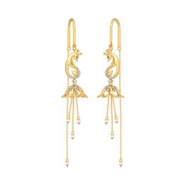 The Kamini Sui Dhaga Earrings