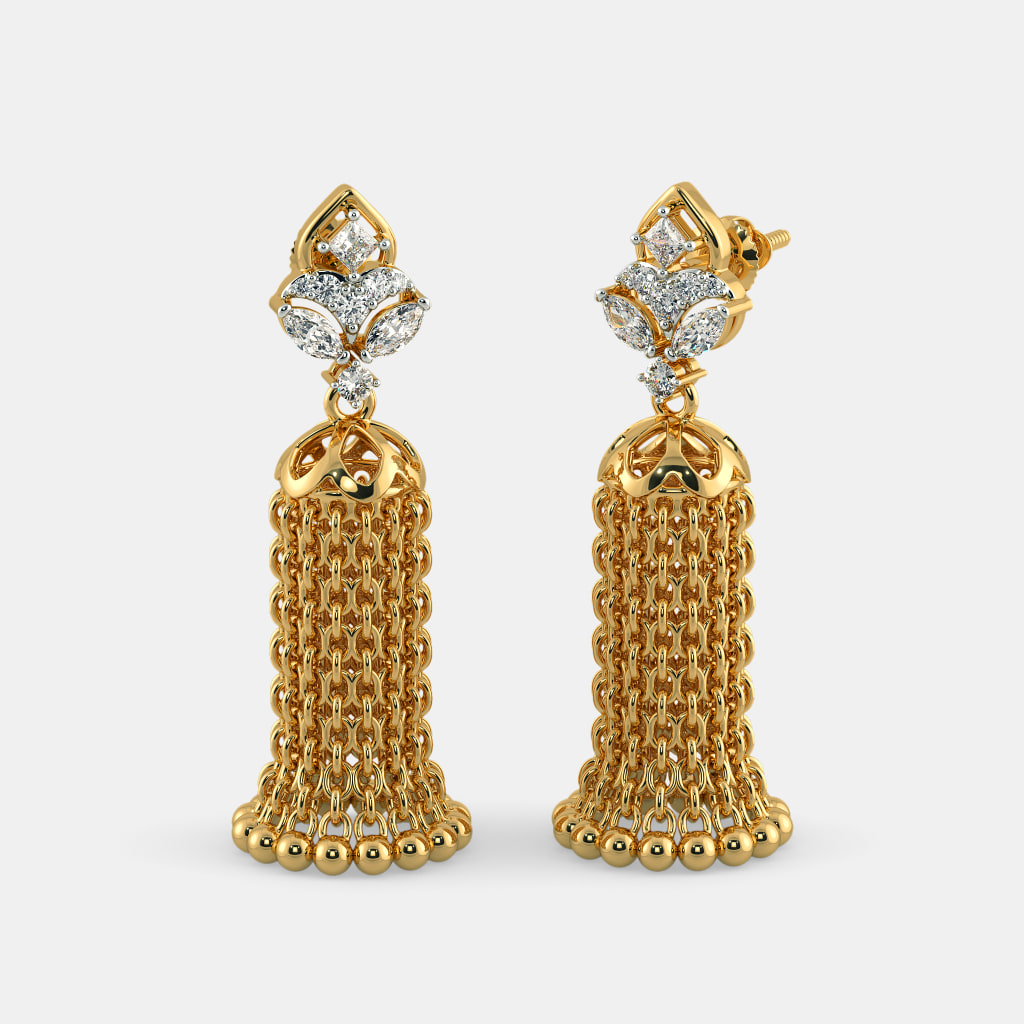 The Roksana Jhumka | BlueStone.com