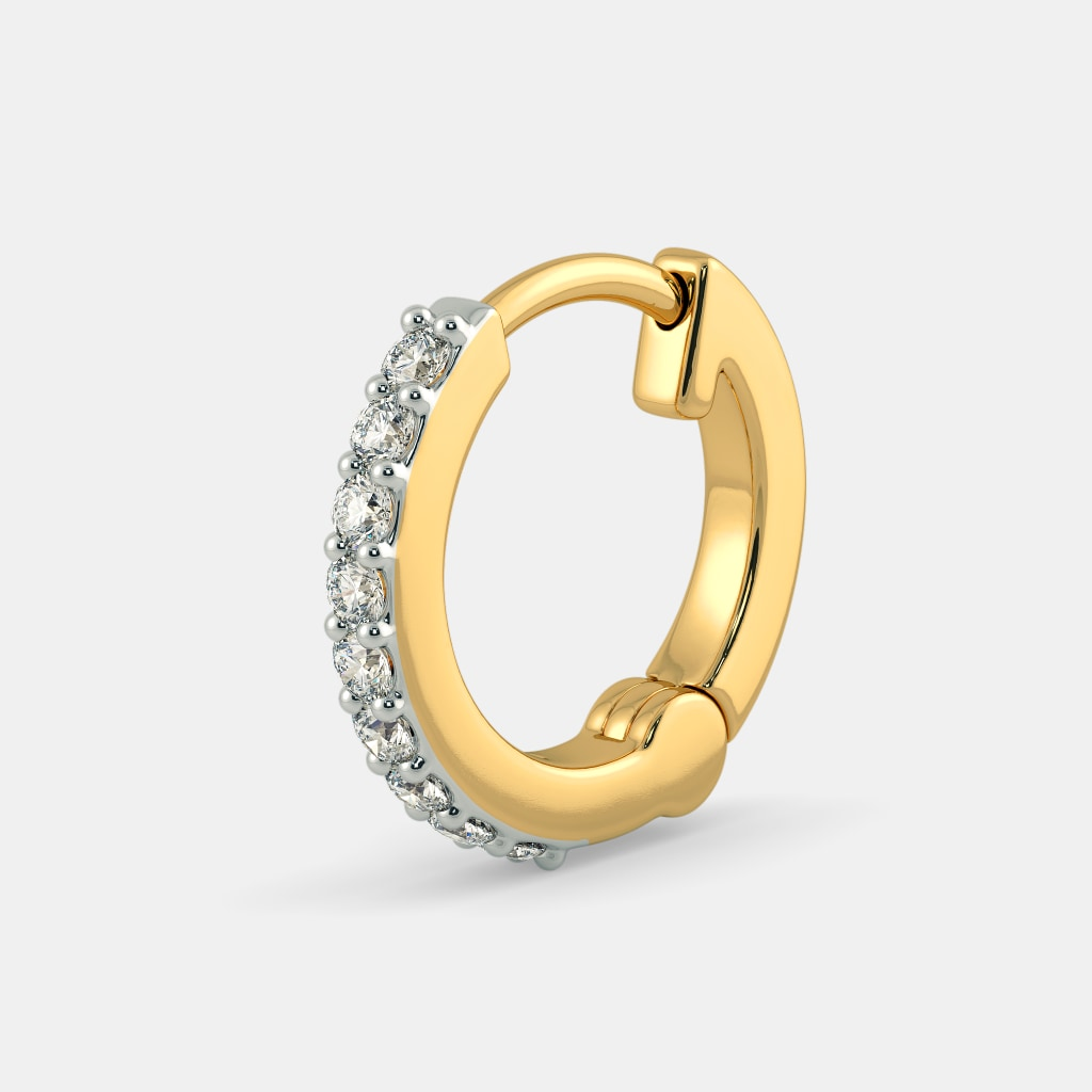 The Aureole Nose Ring | BlueStone.com