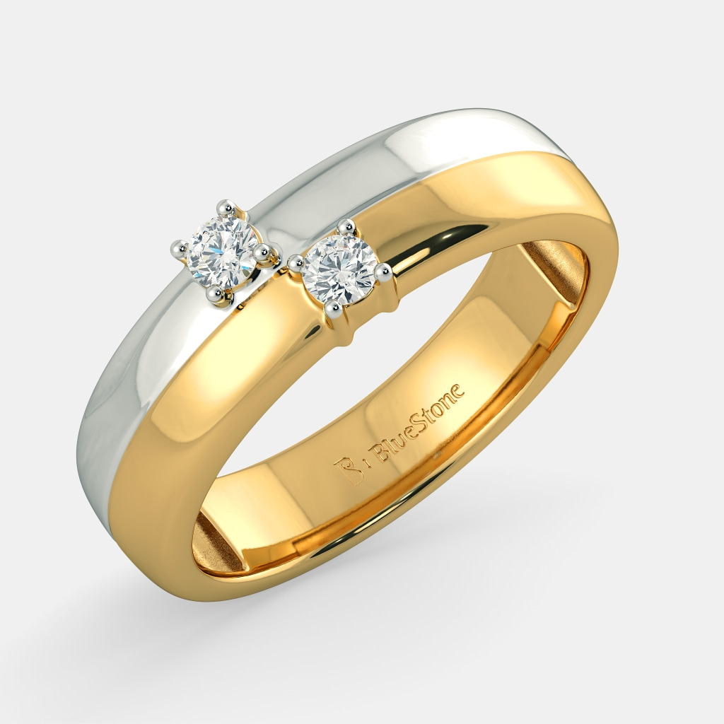 The Dual Sonata Ring for Him | BlueStone.com