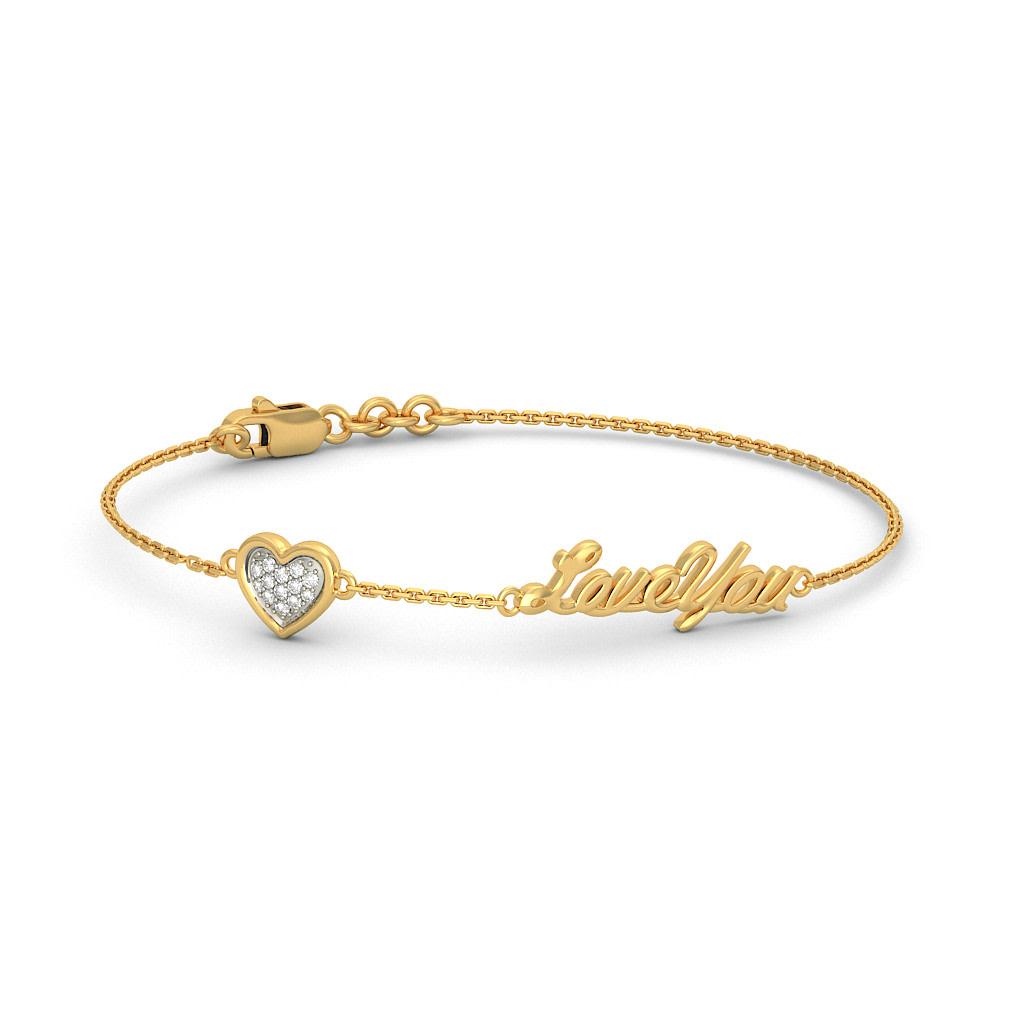 Gold Bracelets - Buy 150+ Gold Bracelet Designs Online in India ...