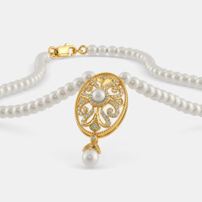 The Harbour Pearl Necklace