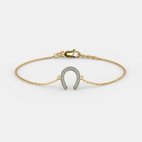 The Horse Shoe Bracelet