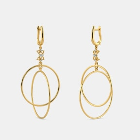 The B Iconic Orbit Earrings