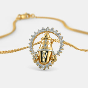 The Blessed Balaji Pendant