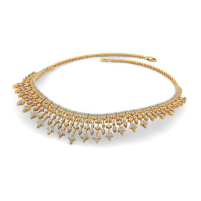 The Swaralakshmi Necklace