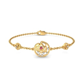 The Loving Rose Bracelet