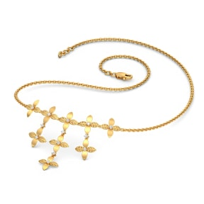The Playful Flora Necklace