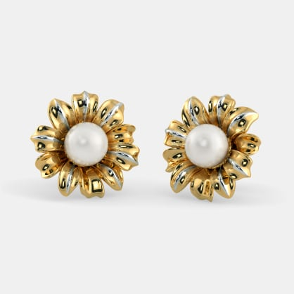 The Deena Stud Earrings