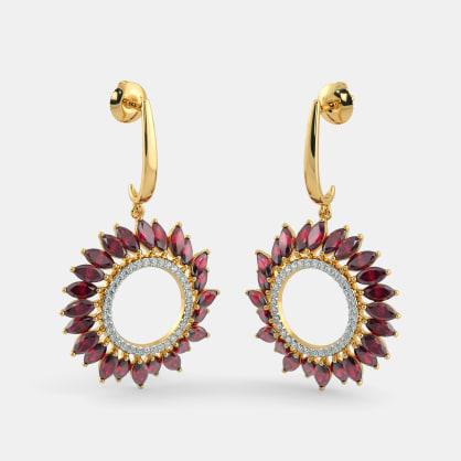 The Egerton Drop Earrings