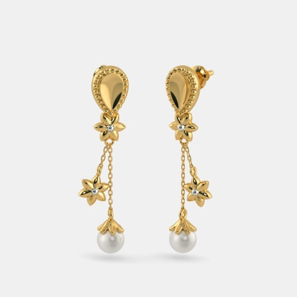The Livana Drop Earrings