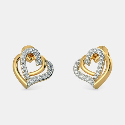 The Entwined In Love Earrings