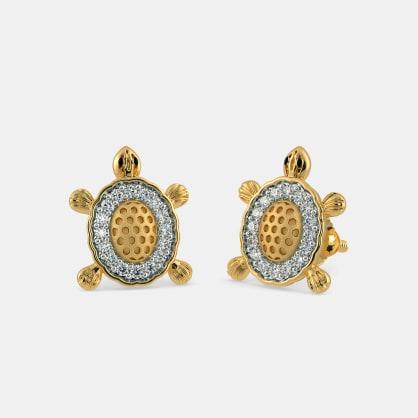 The Tortoise Earrings