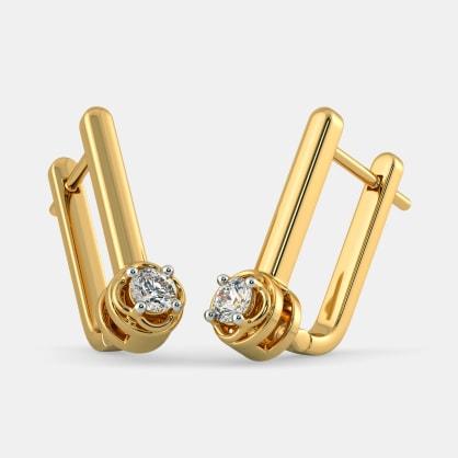 The Izar Hoop Earrings