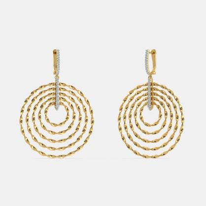 The Blandina Drop Earrings