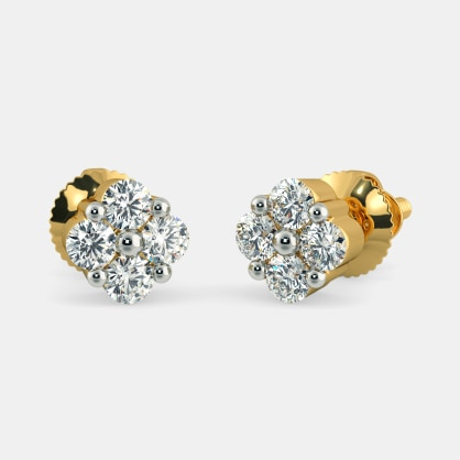 The Little Blossom Earrings