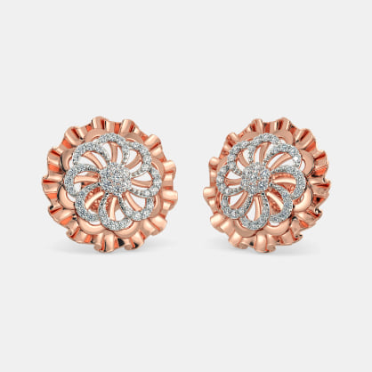 The Clementine Stud Earrings