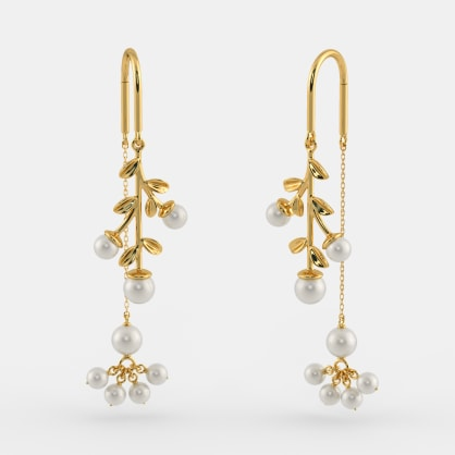 The Indu Sui Dhaga Earrings