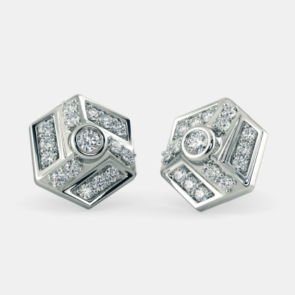 The Lade Gorgeouso Stud Earrings
