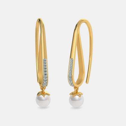 The Aleksia Drop Earrings
