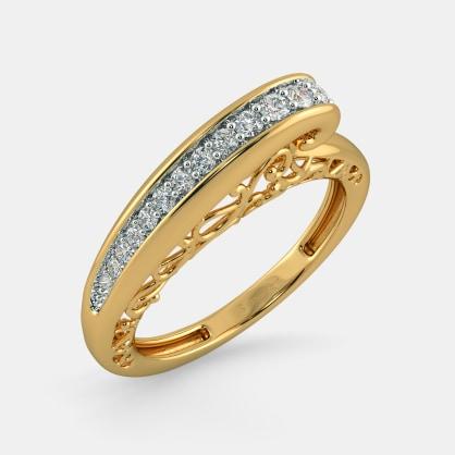 The Dahab Paisley Ring