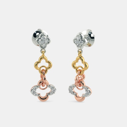 The Abiya Drop Earrings