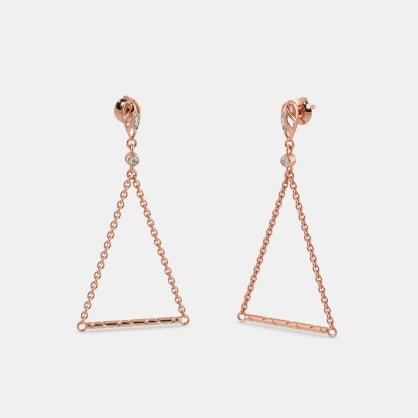 The Zweig Roseate Drop Earrings