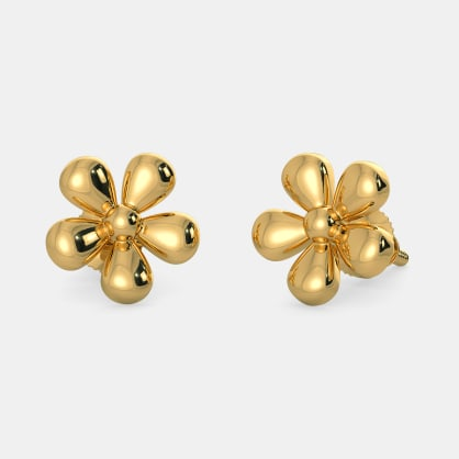 The Floralia Stud Earrings