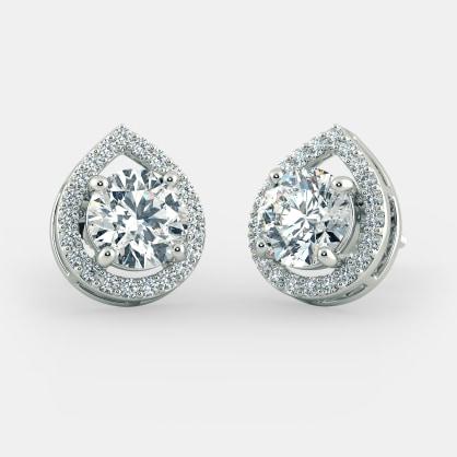 The Refined Embrace Earrings Mount