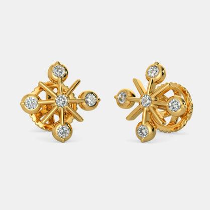 The Reeta Stud Earrings