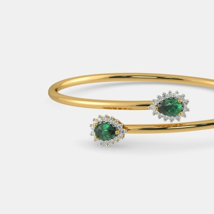 The Ritvika Twister Bangle