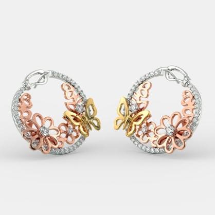 The Lynzee Hoop Earrings