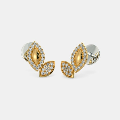 The Bisa Stud Earrings