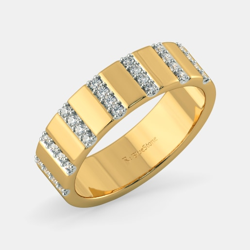 Buy Band Couple Band Ring Designs line in India 2018