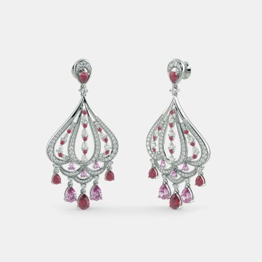 The Florescense Drop Earrings