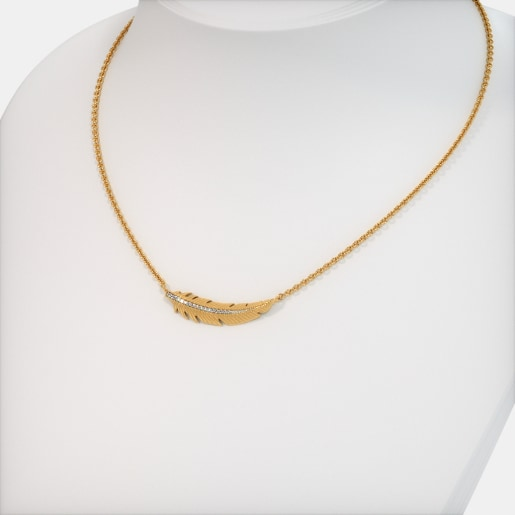 The Loretta Bar Necklace