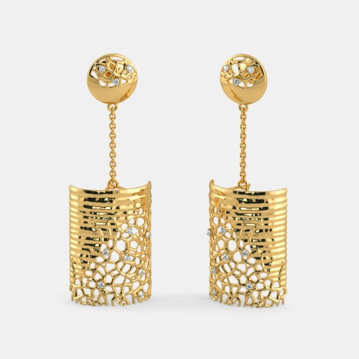The Chimerical Glam Drop Earrings