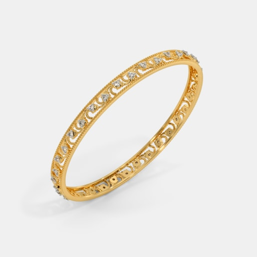 The Almira Round Bangle