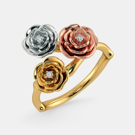 gold netawolpe vintage weddings rose shop il style rings by ring engagement jewelry