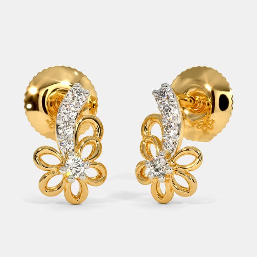 The Serenee Stud Earrings