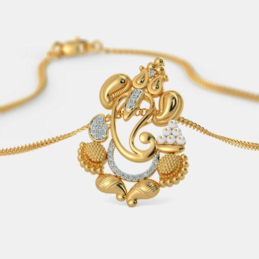 The Mahabala Pendant