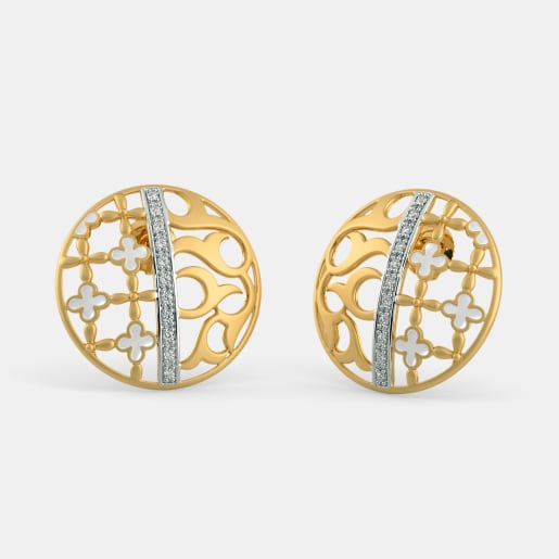 The Asma Stud Earrings