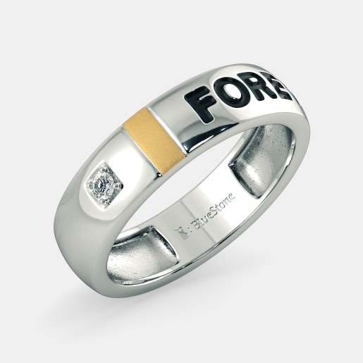 The Tony Forever Yours Ring for him