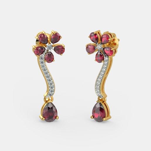 The Suman Sundari Earrings