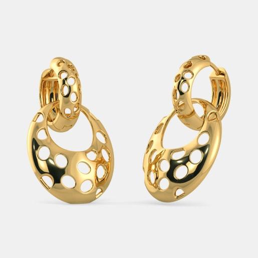 The Lea Detachable Earrings