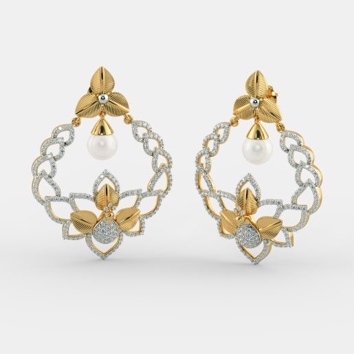 The Ghazala Chand Bali Earrings