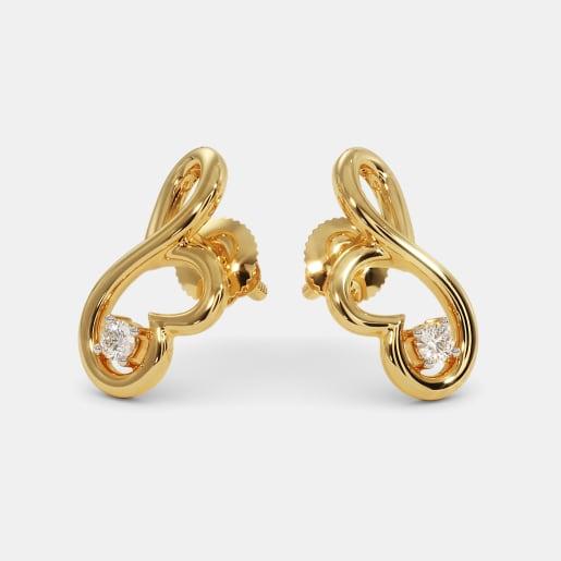 The Cheerful Stud Earrings