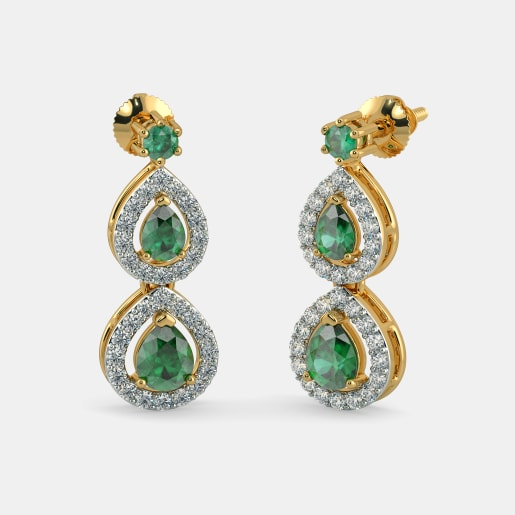The Sanaz Drop Earrings