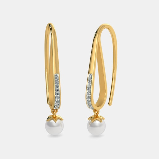 The Aleksia Drop Earrings