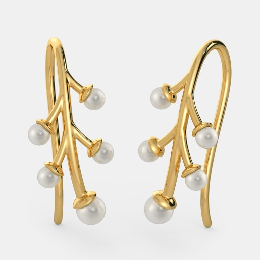 The Caralin Drop Earrings